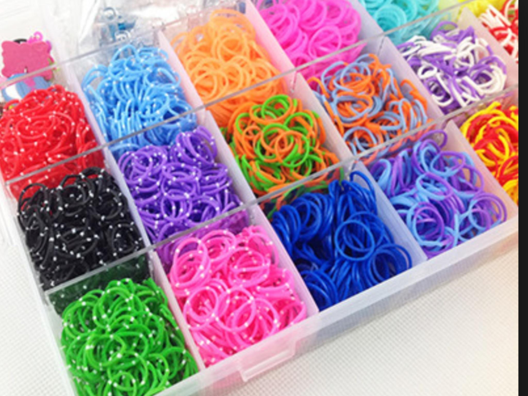 Which loom band (which I made) do you like most? :) Also comment ideas for new ones :)