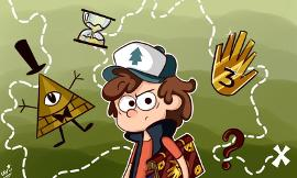 A crush on Dipper or Bill?