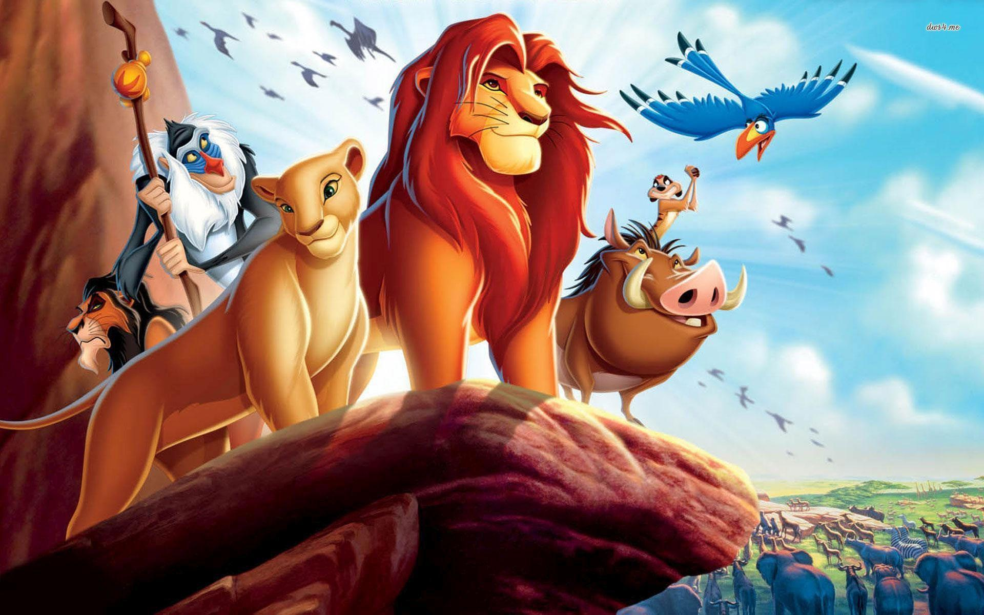 What lion king character do you like best?