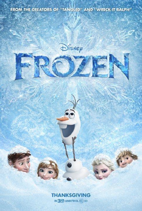Do you like the Frozen movie?