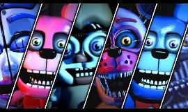 who is your favorite FNAF SL charatcher ?
