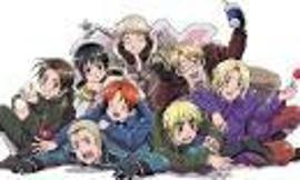 Who is your favorite Hetalia charcter?