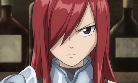 Fairy Tail Erza: Strong Armor