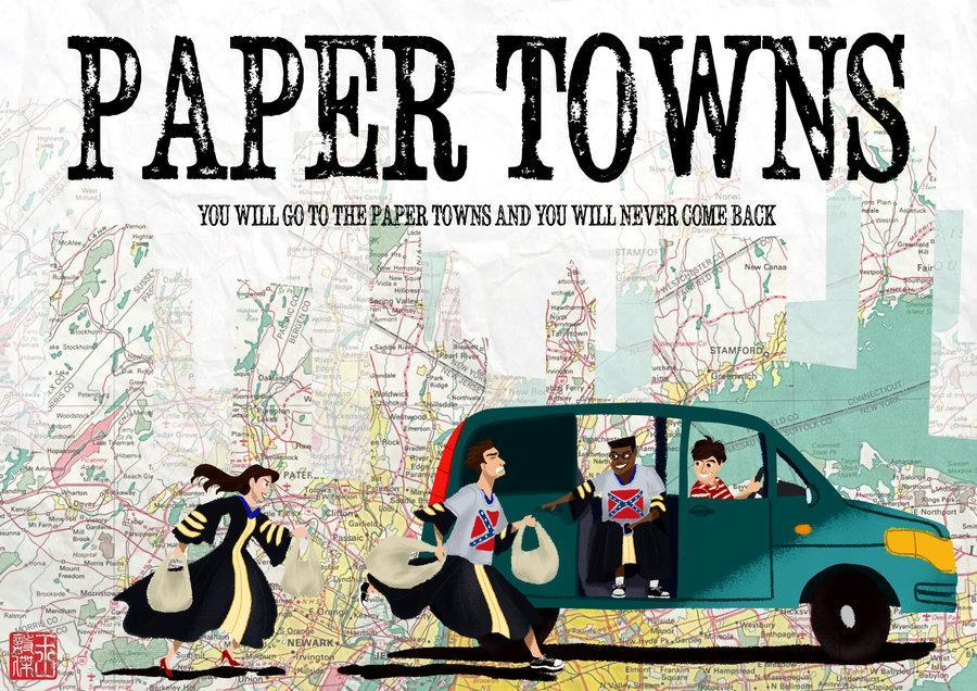 Did you enjoy the movie Paper Towns?