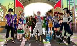 Who would you date? Fairy Tail