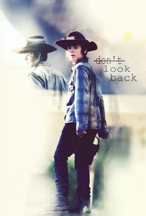Carl Grimes: A threat to the group or A big help?