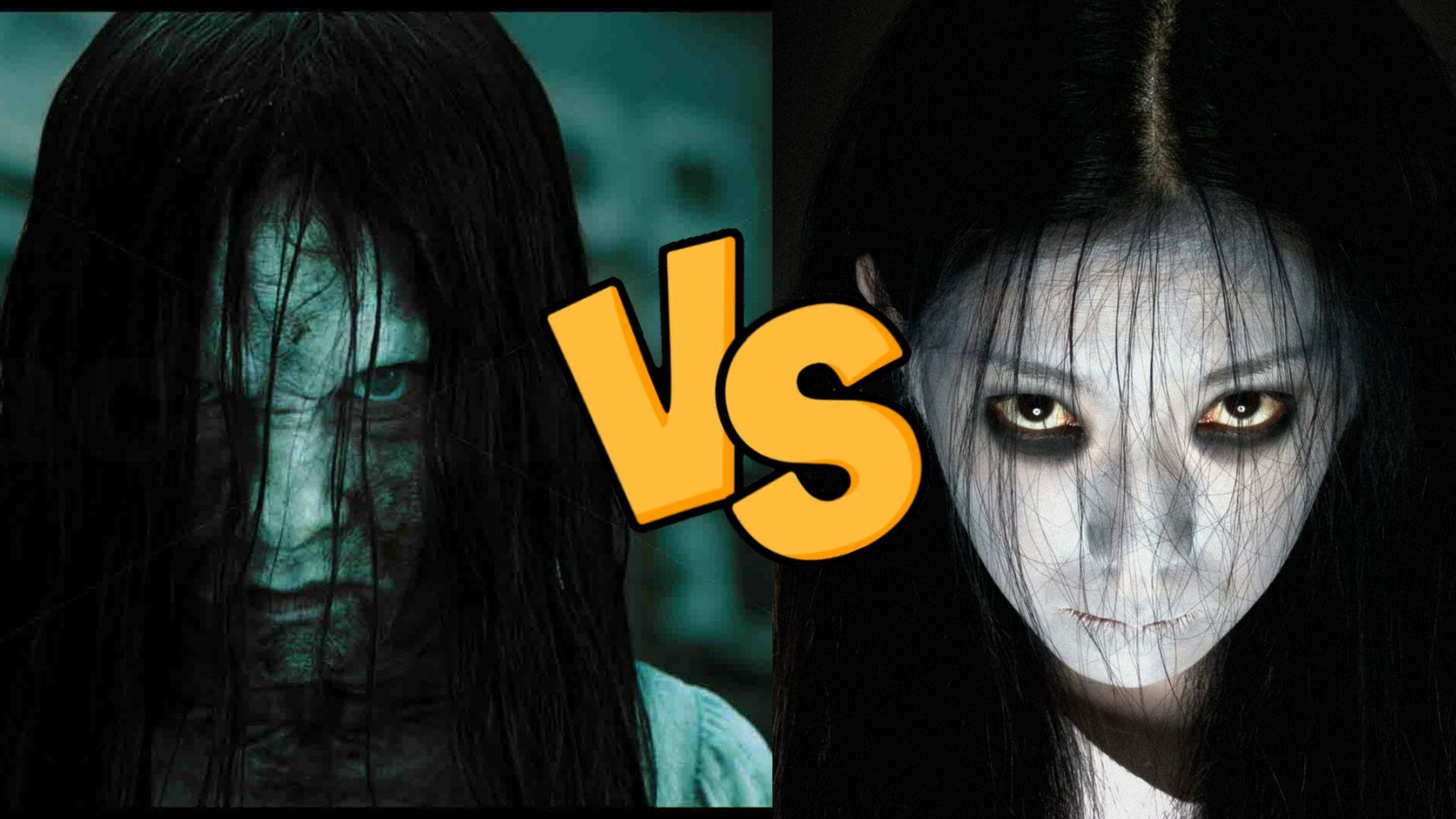Which movie is scarier The Ring or The Grudge?
