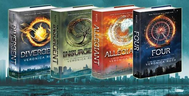Which book of the Divergent Series do you like most?