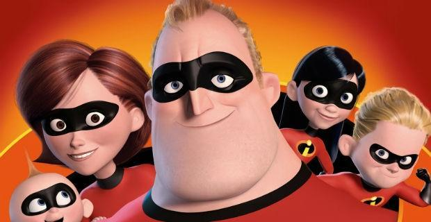 Did you enjoy the movie The Incredibles?
