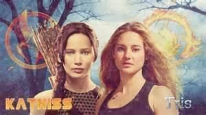 Katniss or Tris? (1)