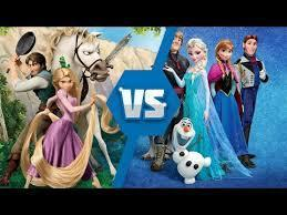 Frozen or Tangled (1)