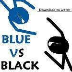 Black vs Blue
