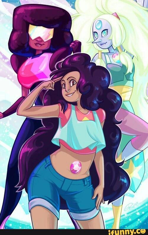Which Fusion couple is best? - Stevonnie, Opal, or Garnet