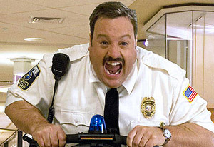 Did you enjoy the movie Paul Blart: Mall Cop?
