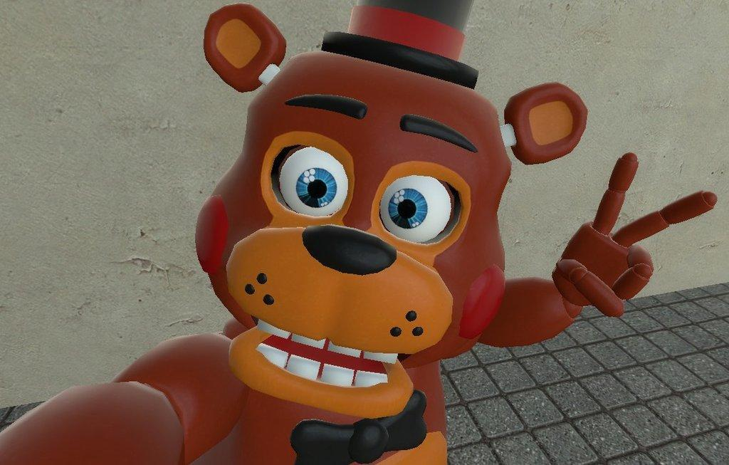 Your favorit type of Toy Freddy in gmod?