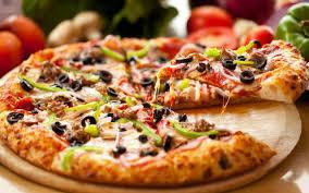 What's your favorite pizza topping!