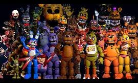 What is the hardest FNAF character to defend against?