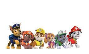 Which Pup from Paw Patrol is your favorite?