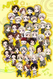 who is best hetalia background character