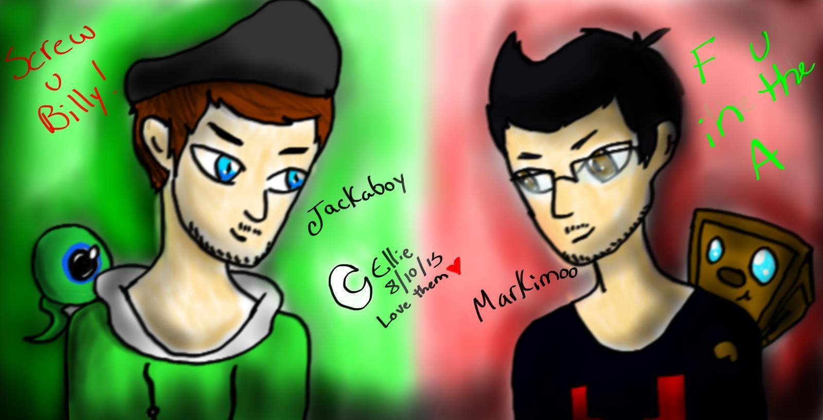 Markiplier or Jacksepticeye