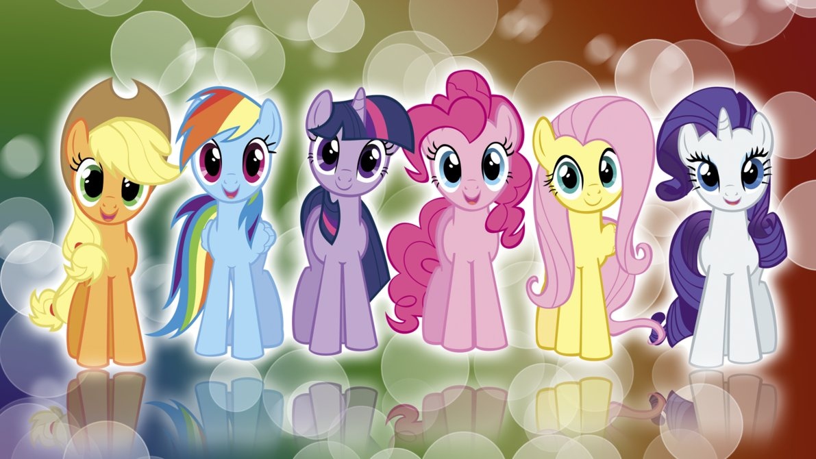 Who's your fav mane 6?