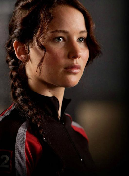 Who should Katniss choose?