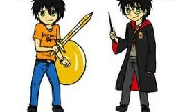 Do you like Percy Jackson or Harry Potter Better?