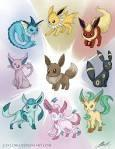 What eevee evaluation do you prefer?