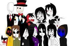 Creepypasta or Sonic and friends?