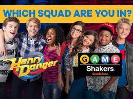 Game Shakers or Herny Danger?