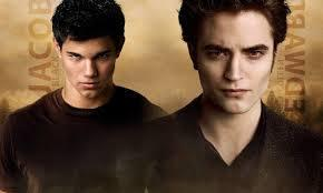 Team Edward or Team Jacob? (1)
