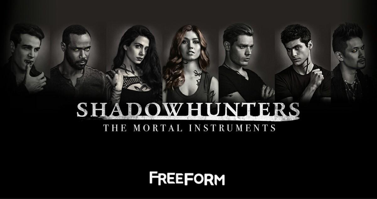 Who is excited for season 2 of Shadow Hunters?