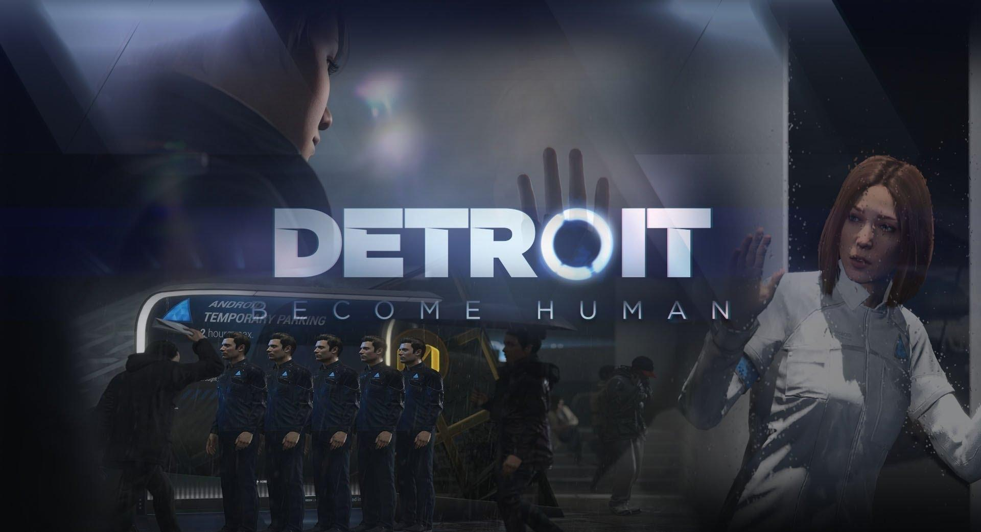 Do you like Detriot:Becoming Human?