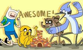 Regular Show or Adventure Time?