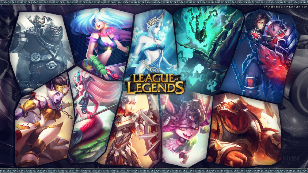 Which League of Legends support is your favorite?