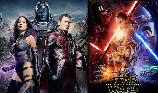 Which movie series do you like more: Star Wars or X-Men?