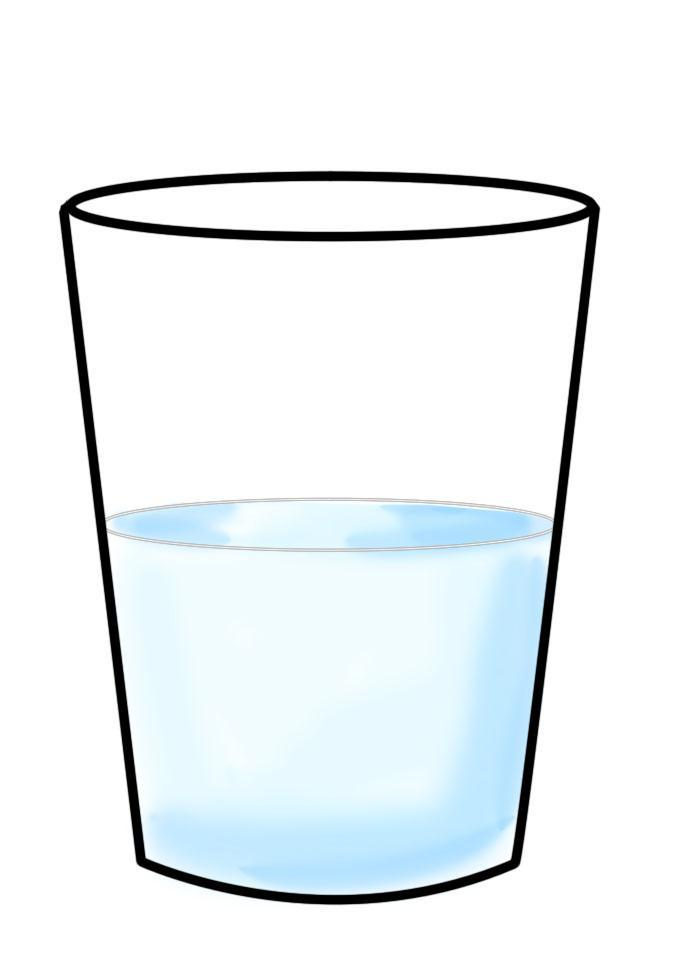 Half full or half empty? (1)