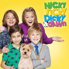 Nicky or Ricky or Dicky or Dawn