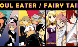 Soul Eater vs Fairy Tail