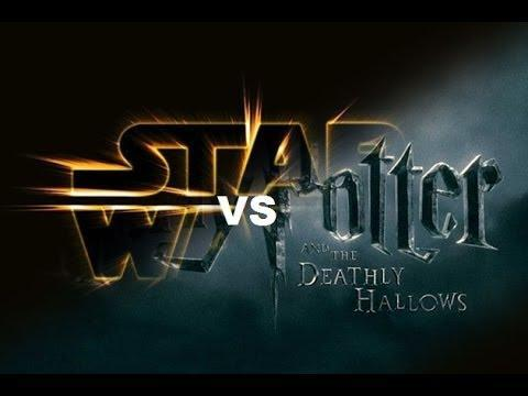 Which movie series do you like more: Star Wars or Harry Potter?