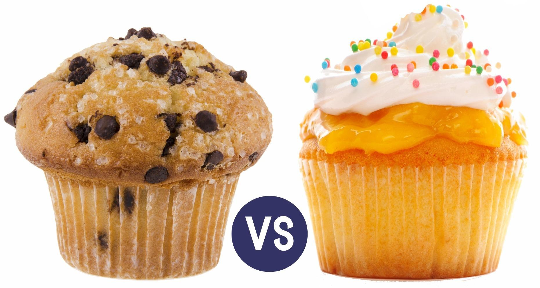 Cupcakes or Muffins?