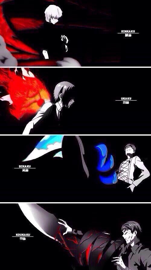 Which Kagune Would You Like To Have?
