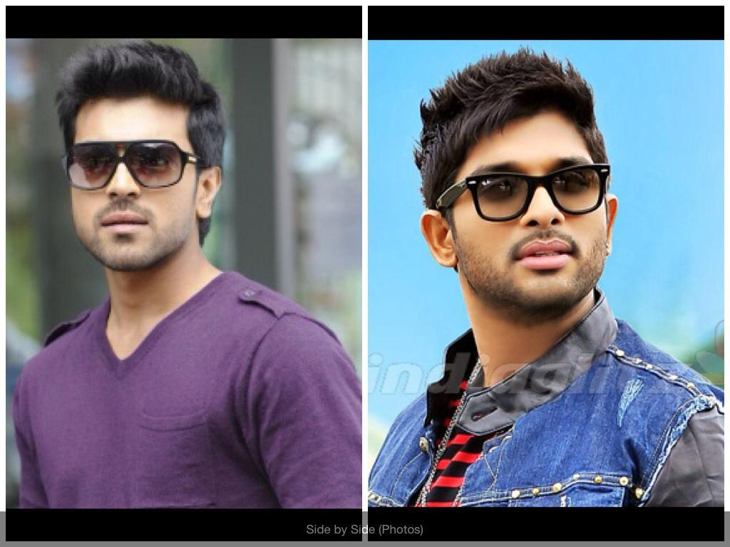 Do you like Allu Arjun or Ram Charan more?