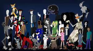 What creepypasta would you date?