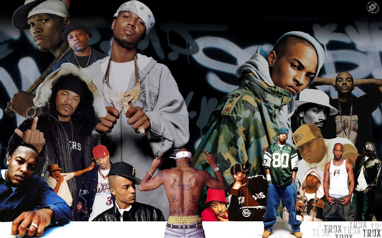 Which of the following popular rappers should be the Best Rapper of All Time?
