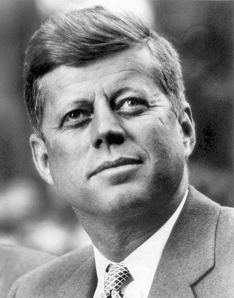Who looks more like President JFK?