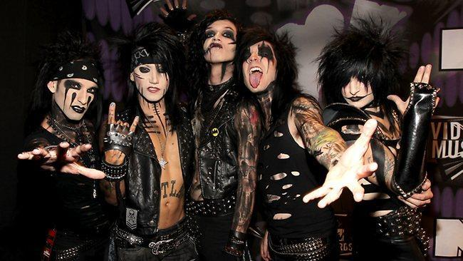 who is you fav. black veil brides member