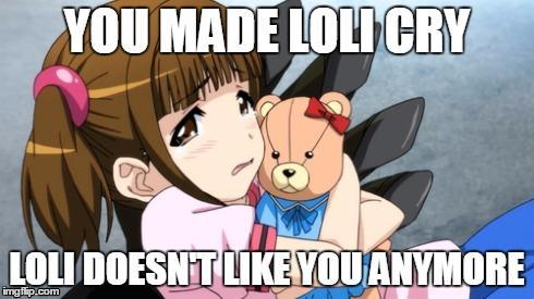 Best anime loli?