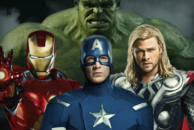 Which movie series do you like more: Iron Man,Thor, Captain America or Hulk?