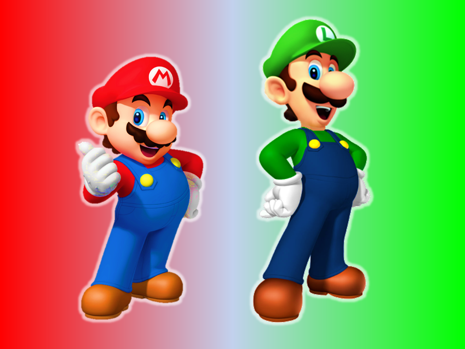 Which Mario game character do you like more: Mario or Luigi?